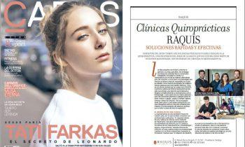 Reportaje Revista Caras