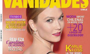 Reportaje Revista Vanidades