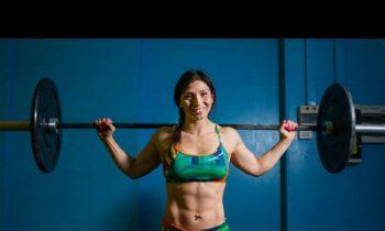 Deportista Auspiciada Marylin Rojas Castro