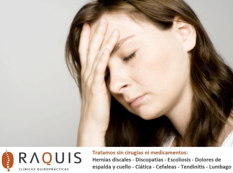 La Cefalea Tensional puede ser tratada con Quiropráctica