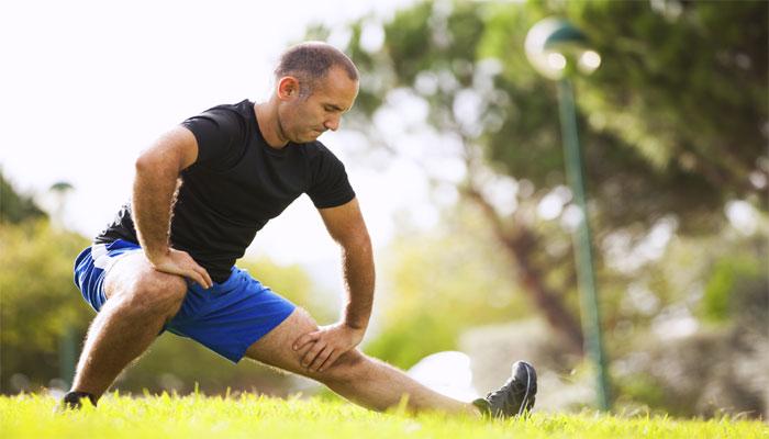 Beneficios de la actividad aeróbica en la población masculina