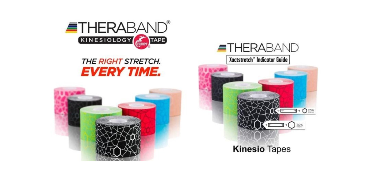 02 THERABAND KINESIOLOGY TAPE CON XACTSTRETCH