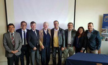 II Jornada de Kinesiología Maxilofacial, Universidad de Valparaíso.