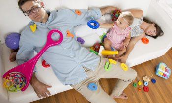 Bebé en camino? Consejos para evitar el dolor de espalda cuando llega un nuevo integrante a la familia