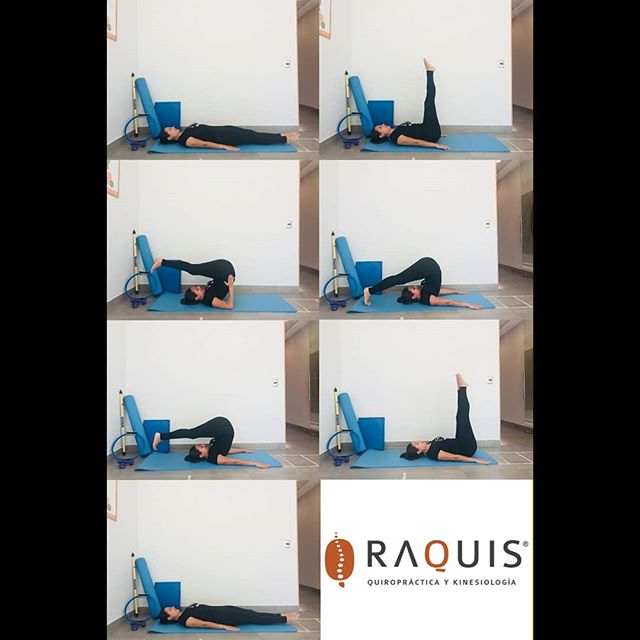 Pilates: ejercicio Roll Over